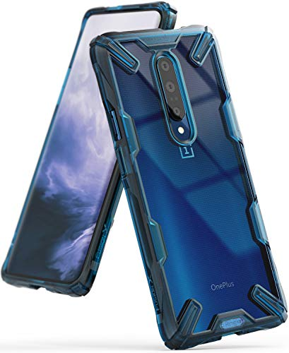 Display Fusion Pro - Ringke Fusion-X Designed for OnePlus 7 Pro Case Impact Resistant Protection Cover for OnePlus 7 Pro 5G (6.7
