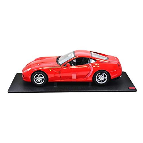 Ferrari-of-new-england Hot Wheels 599 GTB Fiorano 1/18 Scale Model Car