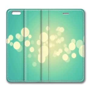 Abstract Bokeh Light Circle Smart Case Cover with Back Case for Apple iPad Air