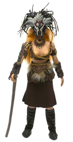 Xena Warrior Princess Amazon Princess Gabrielle Doll