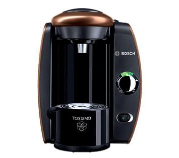 BOSCH Cafetera Expresso Tassimo TAS4017 - chocolate: Amazon.es ...