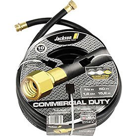 The AMES Companies, Inc 4008300A Rubber Commercial Duty Hose 50-Ft X - True Ames Hose Temper