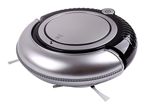 3 in 1 Multifunctional Robot Vacuum Cleaner (Vacuum, Sweep, Mop) , 2 Side-brushes, Beautiful...