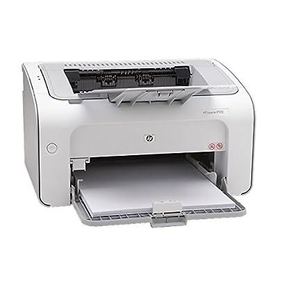 HP Laserjet Pro P1102 - Impresora láser (B/N 18 PPM): HP: Amazon ...