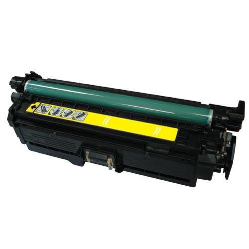 1PK HP CE253A Magenta Toner Cartridge for HP CM3530 CP3520 CP3525DN CP3525(Toner Ctg, Magenta, Y=7k)