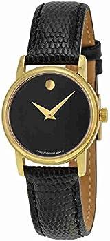 Movado 2100006 Museum Gold Tone Women's Watch