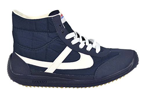 PANAM Classic Tennis Shoe, Campeon Hi-Top, Men 5/Women 6.5
