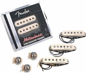 [DIAGRAM_38YU]  Amazon.com: Fender Vintage Noiseless Stratocaster Pickups Set White, 3  Pickups: Musical Instruments | Fender Noiseless Pickups For Stratocaster Wiring Diagram |  | Amazon.com