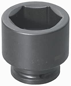 Williams 8-6122 1-1/2 Drive Impact Socket, 6 Point, 3-13/16-Inch
