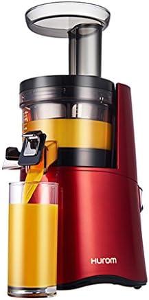 Hurom H-AA - Exprimidor (Exprimidor eléctrico de tomates, Rojo, 43 ...