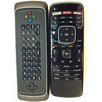 New keyboard dual side remote for VIZIO Blu-ray DVD VBR122 VBR135 VBR337 VBR338 VBR370 and App DVD
