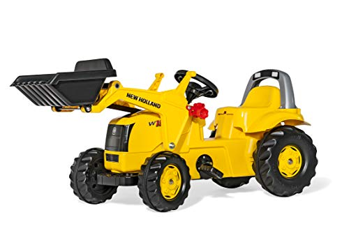 Rolly Toys New Holland Kid Tractor with Front Loader