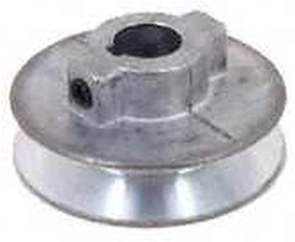 """Chicago Die Cast Single V Groove Pulley A Belt 2/"""" OD X 3//4/"""" Bore 200A7"""