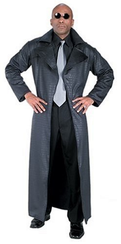 Morpheus Costumes (Rubie's Costume Co The Matrix: Morpheus Adult Costume)