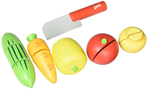 Goki Vegetables with Velcro