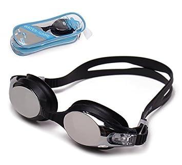 732f6b24361590 HOGAR AMO Unisex myopie de 2 -4 -5 Lunettes de natation anti-buée ...