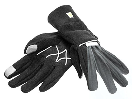 Winter Gloves With Led Light in US - 3