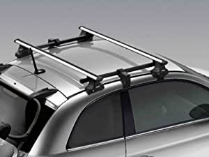 Amazon.com: Fiat 500 Removable Roof Rack: Automotive