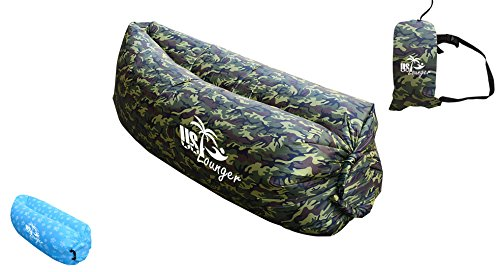 US Lounger Inflatable Portable Sleeping product image