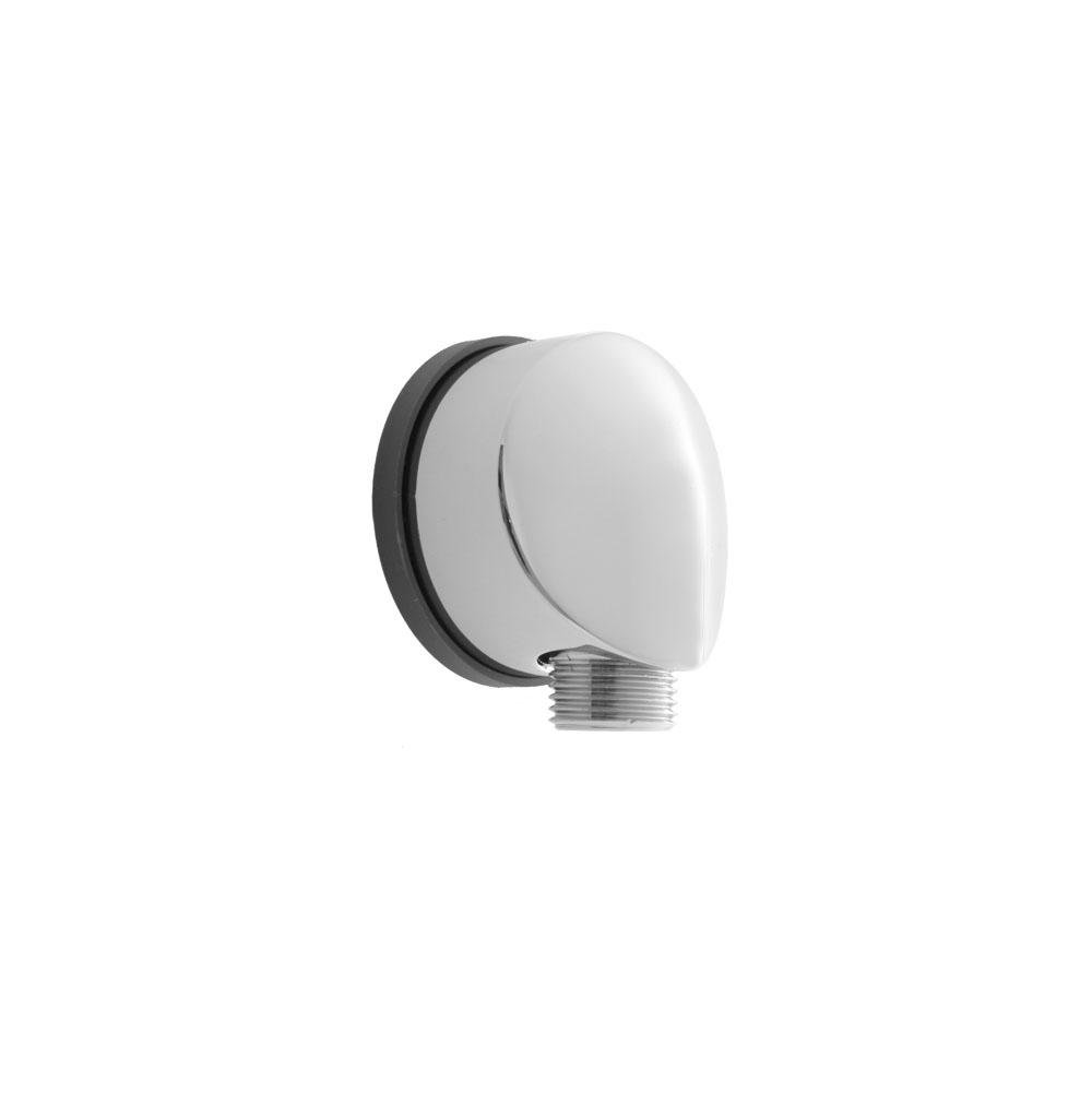Satin Chrome Jaclo 6401-SG Luxury Hand Shower Wall-Mounted 1 2  Male x 1 2  Female Supply Elbow, Satin gold