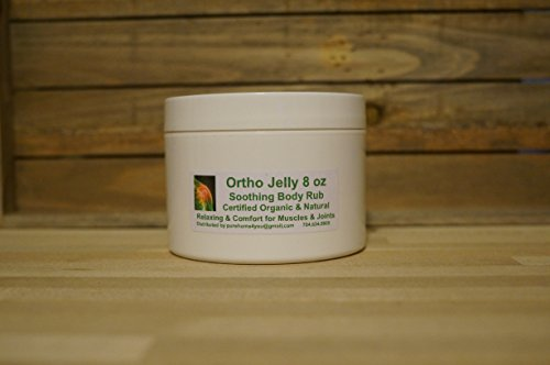 (Ortho Jelly Arthritis & Muscle Relief Rub 8 oz.)