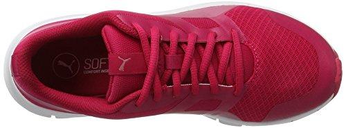 Potion De Rose Running love Mixte Flexracer Puma Chaussures Rose Adulte rapture Entrainement qzFpwC4x7
