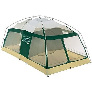 Amazon Com Eureka Condo Tent Sleeps 8 12 Family