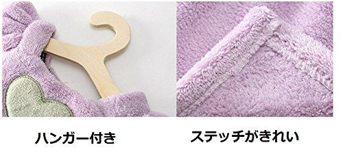 PANCY 吸水速乾 タオル 可愛い ドレスタオル ハンドタオル ワンピース 柔らか ふんわり 個性的 3色(ボール3セット&ハート3セット)