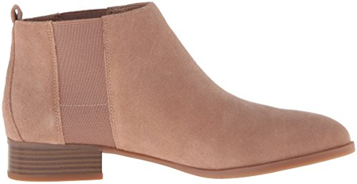 Nine Nolynn West Boot Natural Womens Suede x7gA7