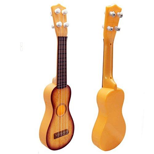 Ouneed®Enfant Guitar Jouet d'Eveil (Jaune)