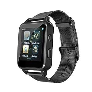 JDTECK Alcatel 1S, Pulsera Watch Connected Black Edition ...