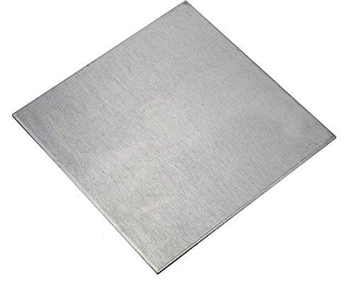 2x100x100mm Titanium Plate Sheet TA2/GR2 Sheet by GokuStore