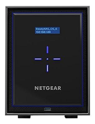 NETGEAR ReadyNAS 426 6-bay Network Attached Storage Diskless (RN42600-100NES)