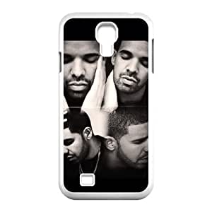ANCASE Customized Drake Pattern Protective Case Cover Skin for Samsung Galaxy S4 I9500
