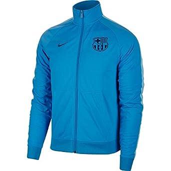 Nike FC Barcelona Jacket PK Crest Njt Chaqueta, Hombre ...