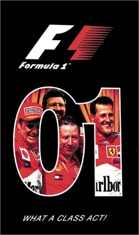 F1 2001 Review [VHS]