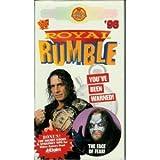WWF: Royal Rumble 1996 [VHS]
