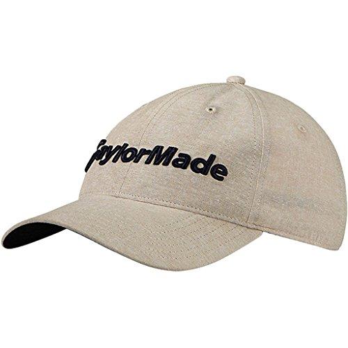 テーラーメイドゴルフ2018 Mens Tradition Lite Heather帽子調節可能なゴルフキャップ