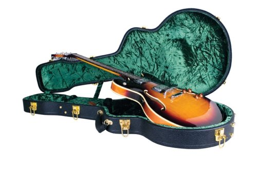 Guardian CG-044-HS Vintage Hardshell Case, Shallow (335 Style Electric Guitar)