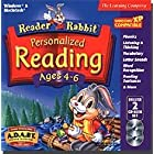 Reader Rabbit Personalized Reading – Ages 4-6 (PC)