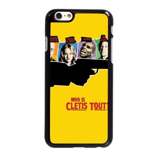 T3K29 Qui est Cletis Tout haute résolution affiche Y5T2HB coque iPhone 6 Plus de 5,5 pouces cas de couverture de téléphone portable coque noire KT6IYD4VD
