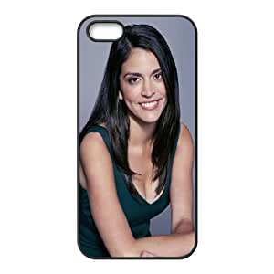 Celebrities Cecily Strong iPhone 5 5s Cell Phone Case Black Protect your phone BVS_644246