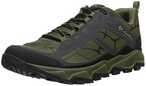 Columbia Montrail Men's Trans ALPS II Trail Running Shoe, nori, Dark Backcountry, 13 D US