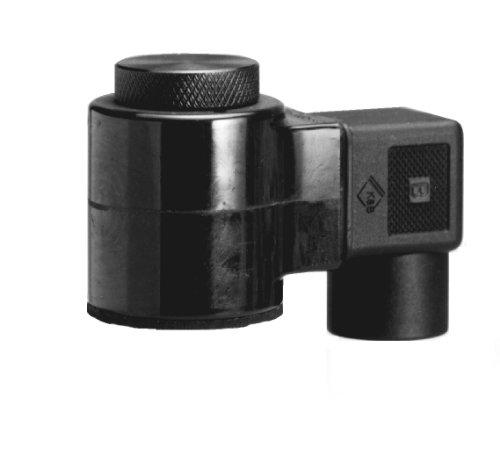 (Plast-O-Matic W11 Series Solenoid Valve Coil, 024/60 VAC)