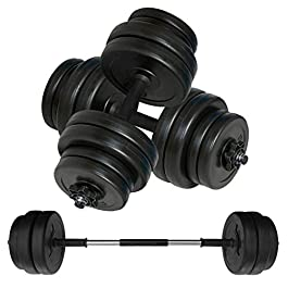 Body Revolution Dumbbell Set Adjustable Dumbbells Weight Set...