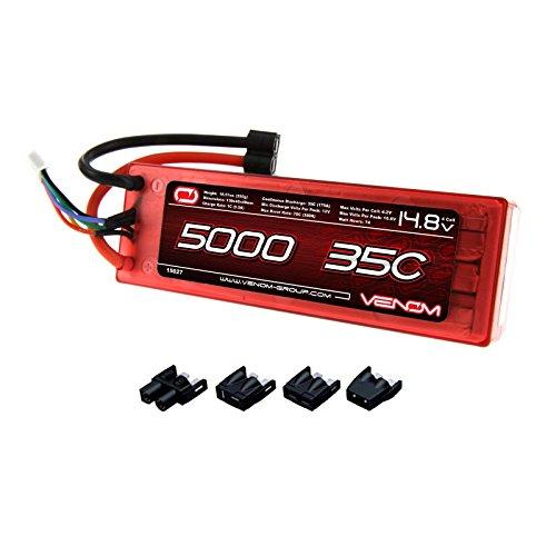 Venom 35C 4S 5000mAh 14.8V Hard Case LiPo Battery ROAR Appro