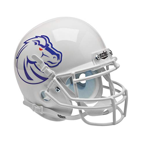 NCAA Boise State Broncos Collectible Alt 2 Mini Helmet, Bronco Boise State Broncos Collectibles