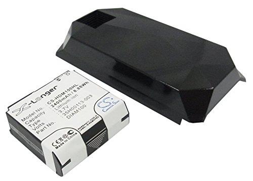 Replacement Battery for HTC Diamond Diamond 100 P3100 P3700 Touch Diamond 35H00113-003 35H00113-03M DIAM100 DIAM160