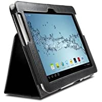 KENSINGTON TECHNOLOGY K39748WW / Kensington K39748WW Folio Case & Stand for Galaxy Tab 12 & Note (Black)