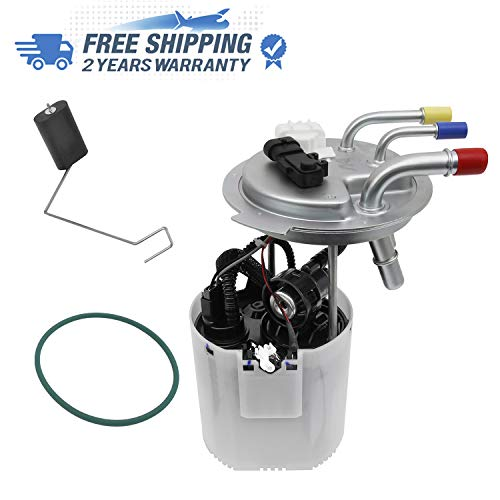 (E3610M Fuel Pump Module Assembly For 2004-2007 Escalade/Suburban 1500 / Yukon XL/Avalanche with 6.0L 6.2L 6.3L)